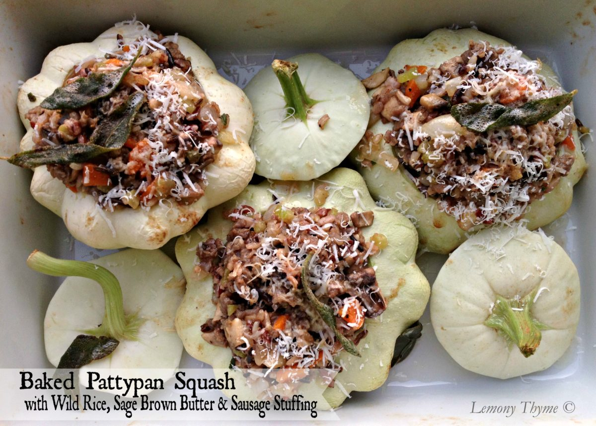 patty pan squash how to grow