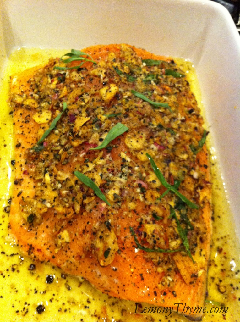 Fennel-Roasted Whole Salmon Recipes — Dishmaps