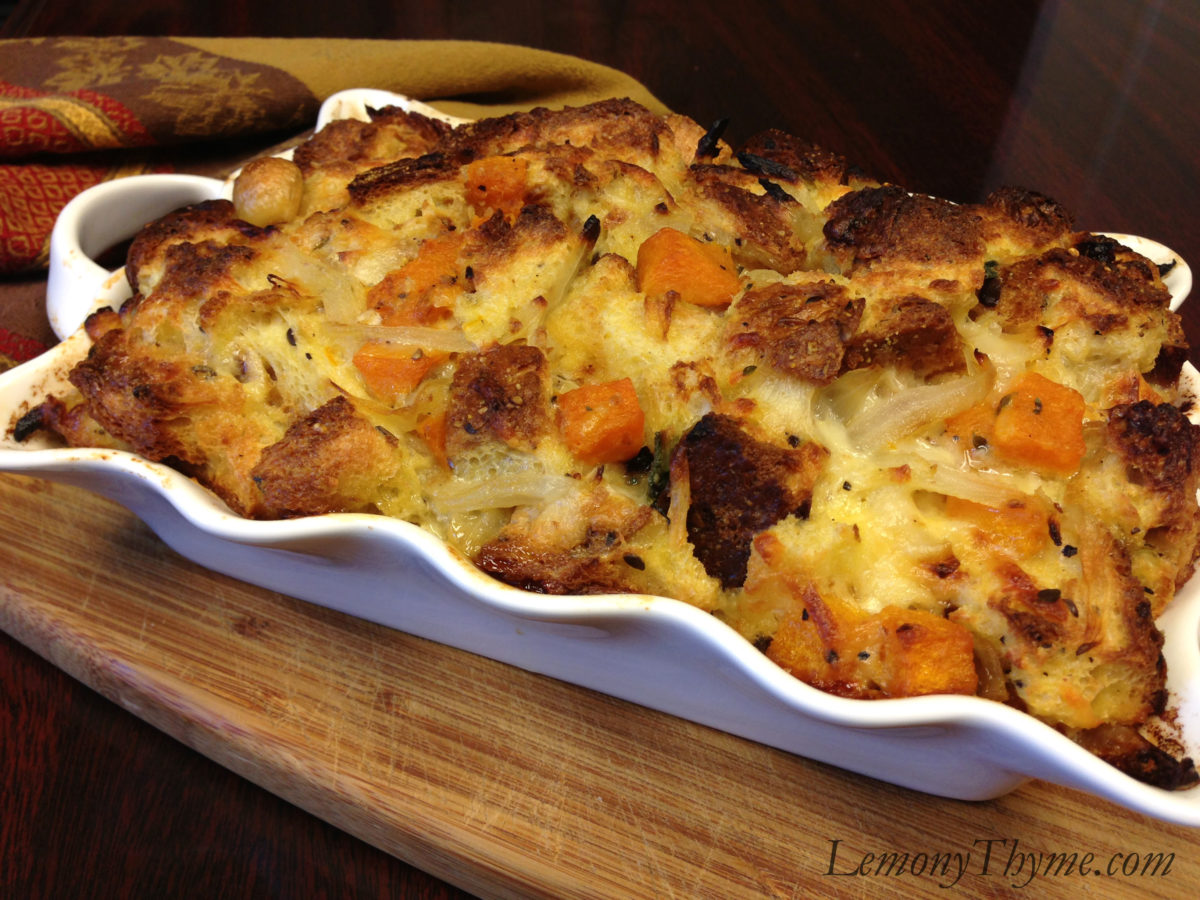Roasted Sweet Potato & Butternut Squash {with Crispy Sage & Bacon ...