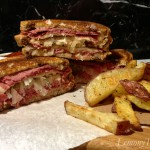 The Classic Reuben Sandwich {with Homemade Russian Dressing}