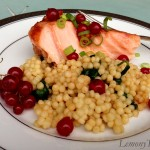 Red Currant Chili Salmon