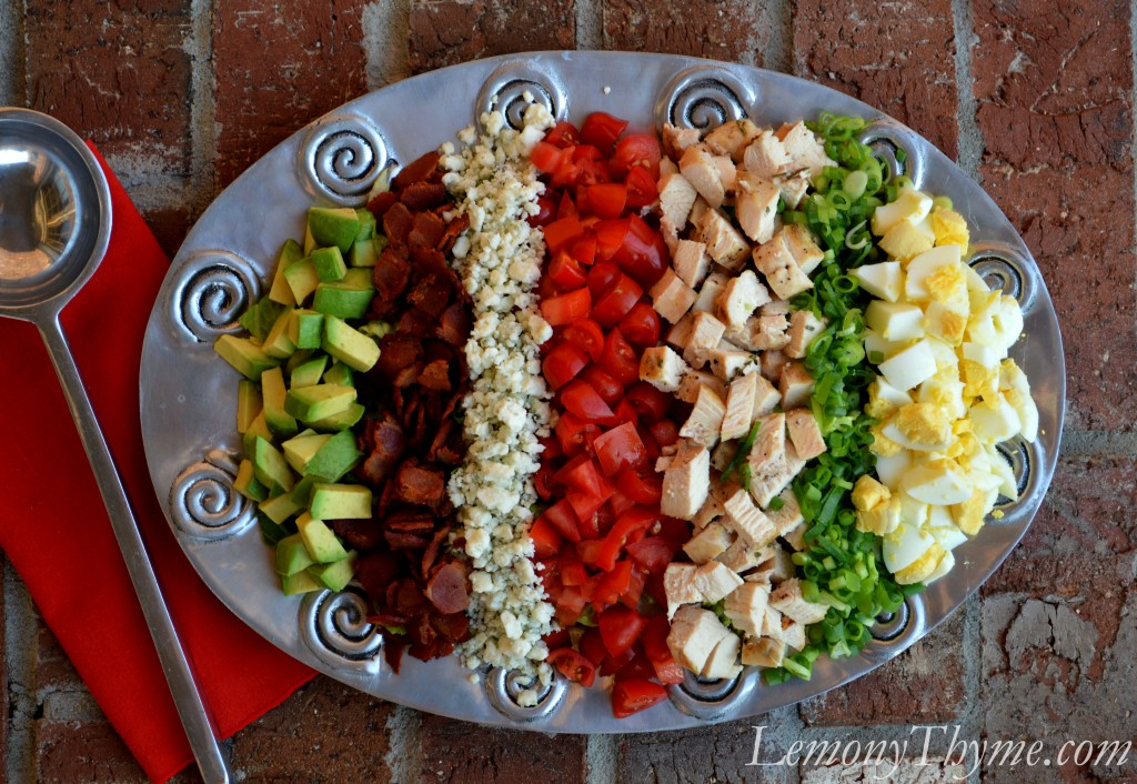 The Classic Cobb Salad Lemony Thyme