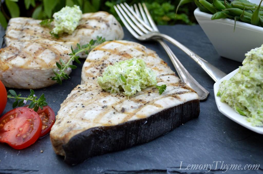 Herb-baked Swordfish Recipes — Dishmaps
