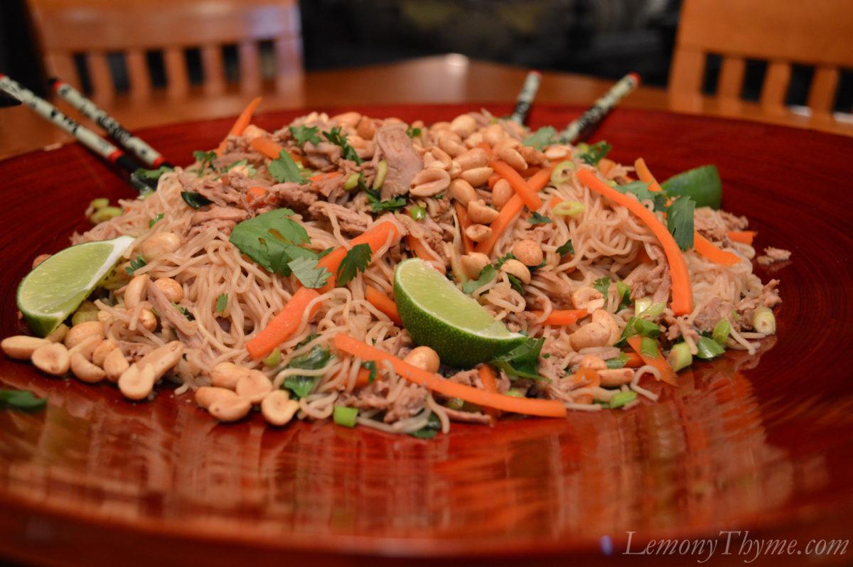 Chinese Pork Tenderloin {with Garlic Sauced Noodles} Crisp Cod Cakes ...