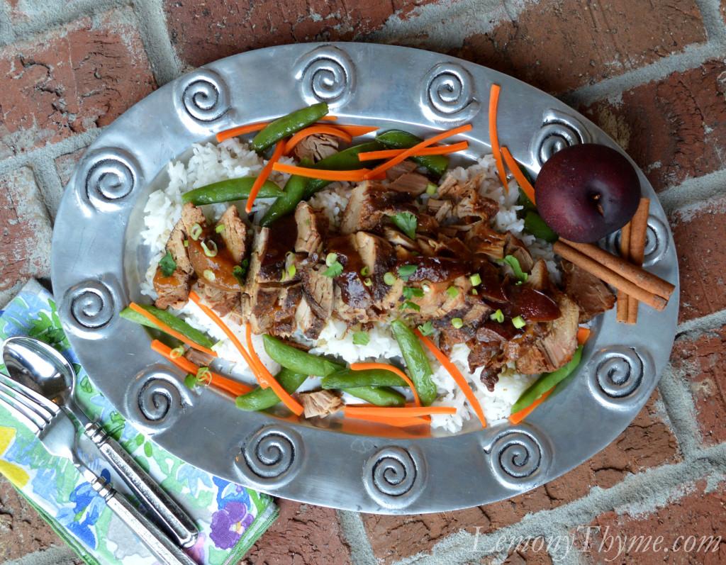 Plum Sauced Pork Tenderloin Recipes — Dishmaps