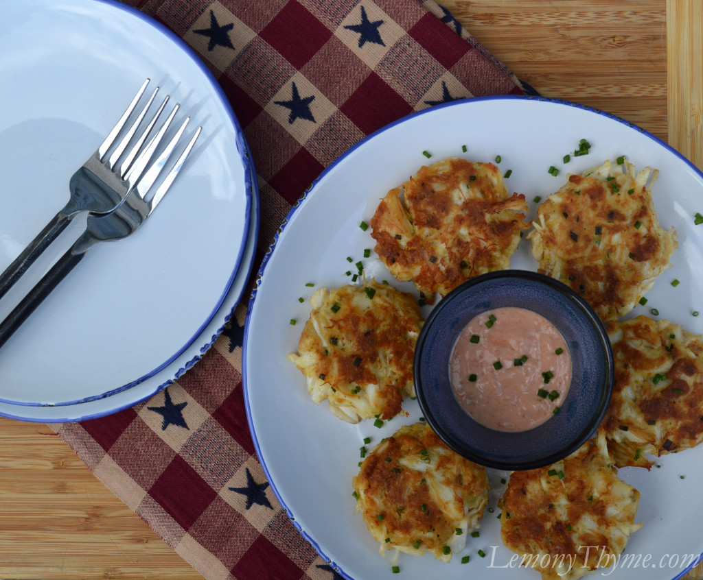 ... crab cakes with easy remoulade recipes dishmaps crab cakes with easy