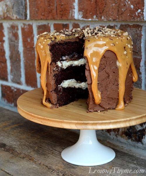 Triple Chocolate Mayonnaise Cake2