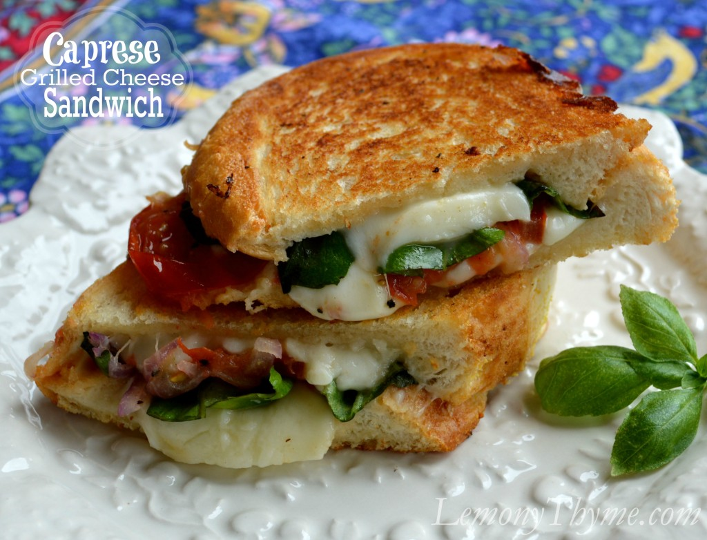 Grilled Feta Cheese With Thyme Recipe — Dishmaps