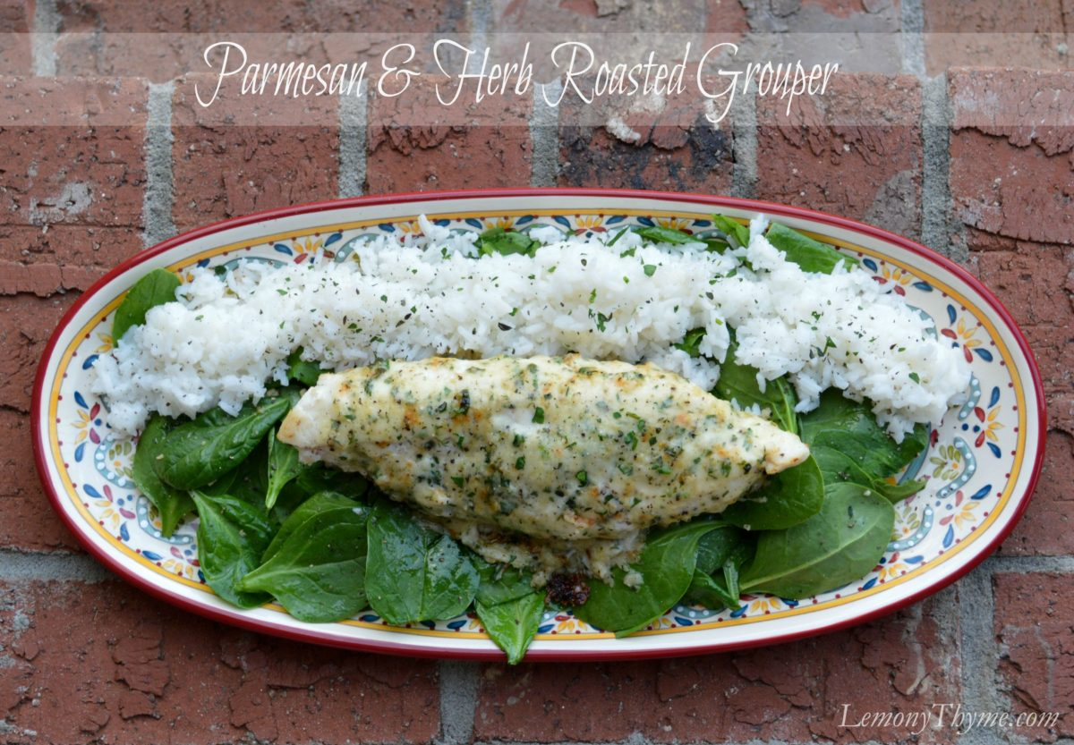 broiled grouper parmesan broiled herb crusted salmon broiled grouper ...