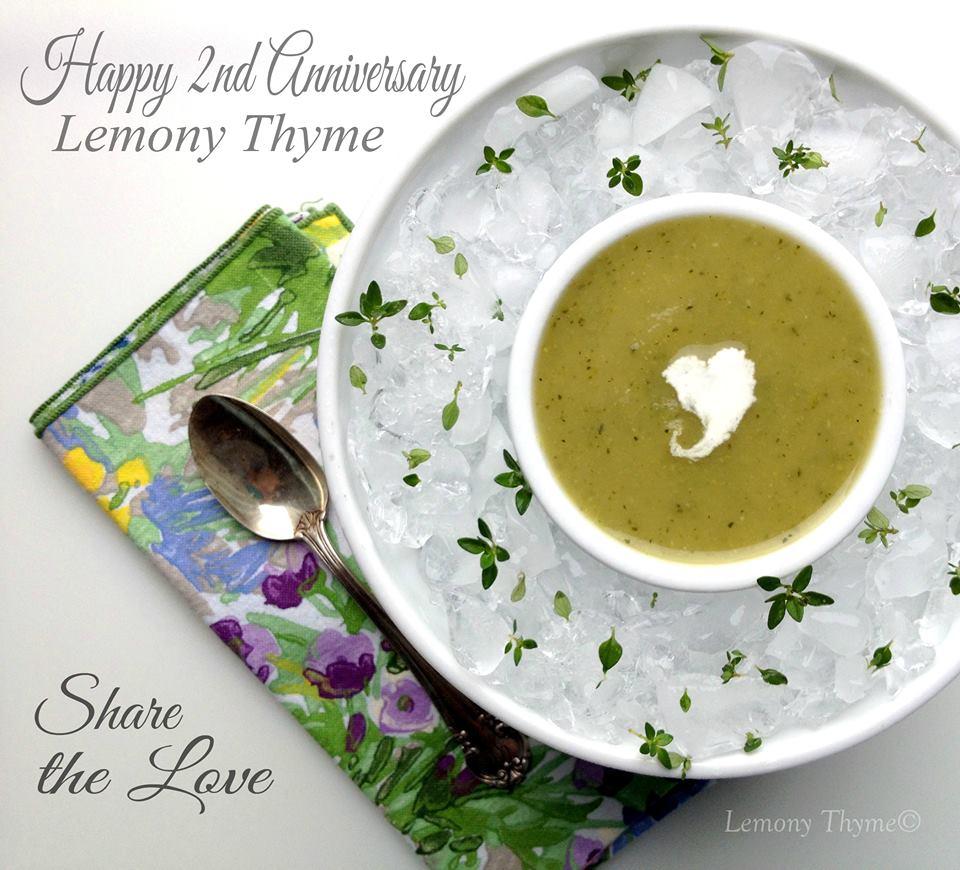 Lemony Thyme 2nd Anniversary