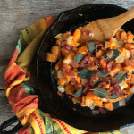 Sweet Potato & Butternut Squash with Crispy Sage & Bacon2