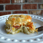 Gruyere Cabbage with Bacon