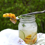 Gin & Tonic with Lemony Thyme & Grilled Pineapple7