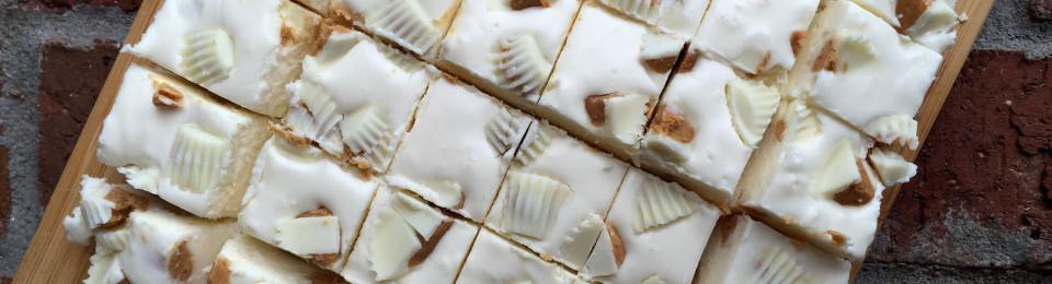 White Chocolate Reeses Fudge1